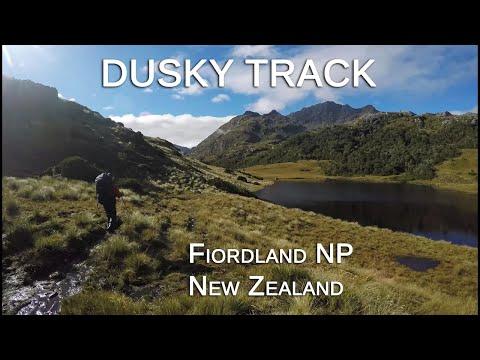 Dusky Track - A Fiordland Hike