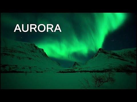 Aurora Timelapse (Swedish Lapland)