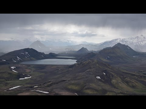 Laugavegur in Iceland - Crowded but Beautiful