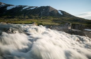 Waterfall in Glomdalen II
