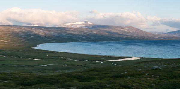 Nordre Bjøllåvatnet (Saltfjellet)