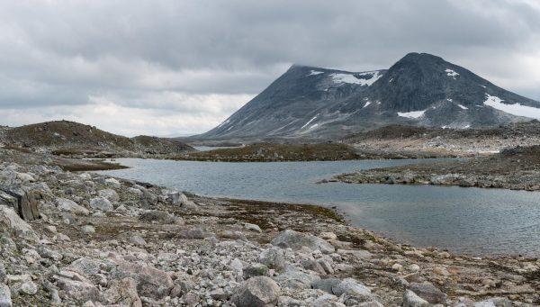 Lønstindvatnet in Steindalen