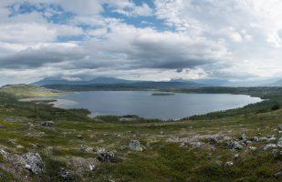 Kjemåvatnet Panorama