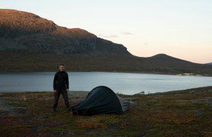 My camp at Pietsaure