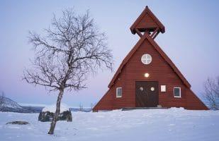 Nikkaluokta Chapel