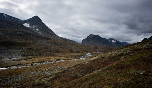 View towards Guohpervágge
