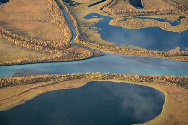 Lake - River - Lake