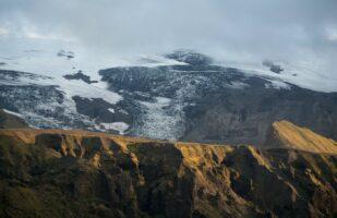 Eyjafjallajökull from Þórsmörk
