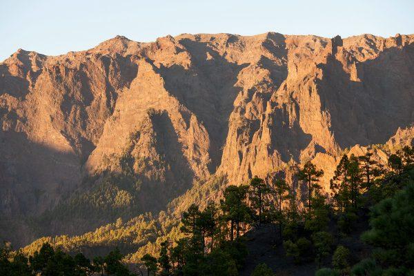 Caldera from Cumbrecita
