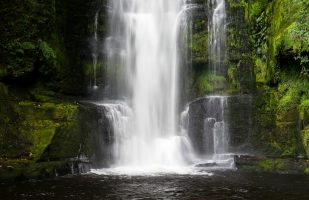 McLean Falls - main cascade and pool
