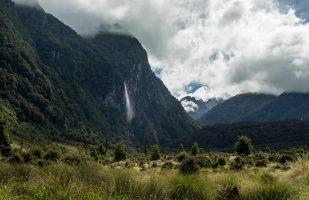 Waterfall on Kepler Track