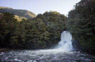 Iris Burn Waterfall
