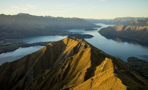 Evening View from Roys Peak