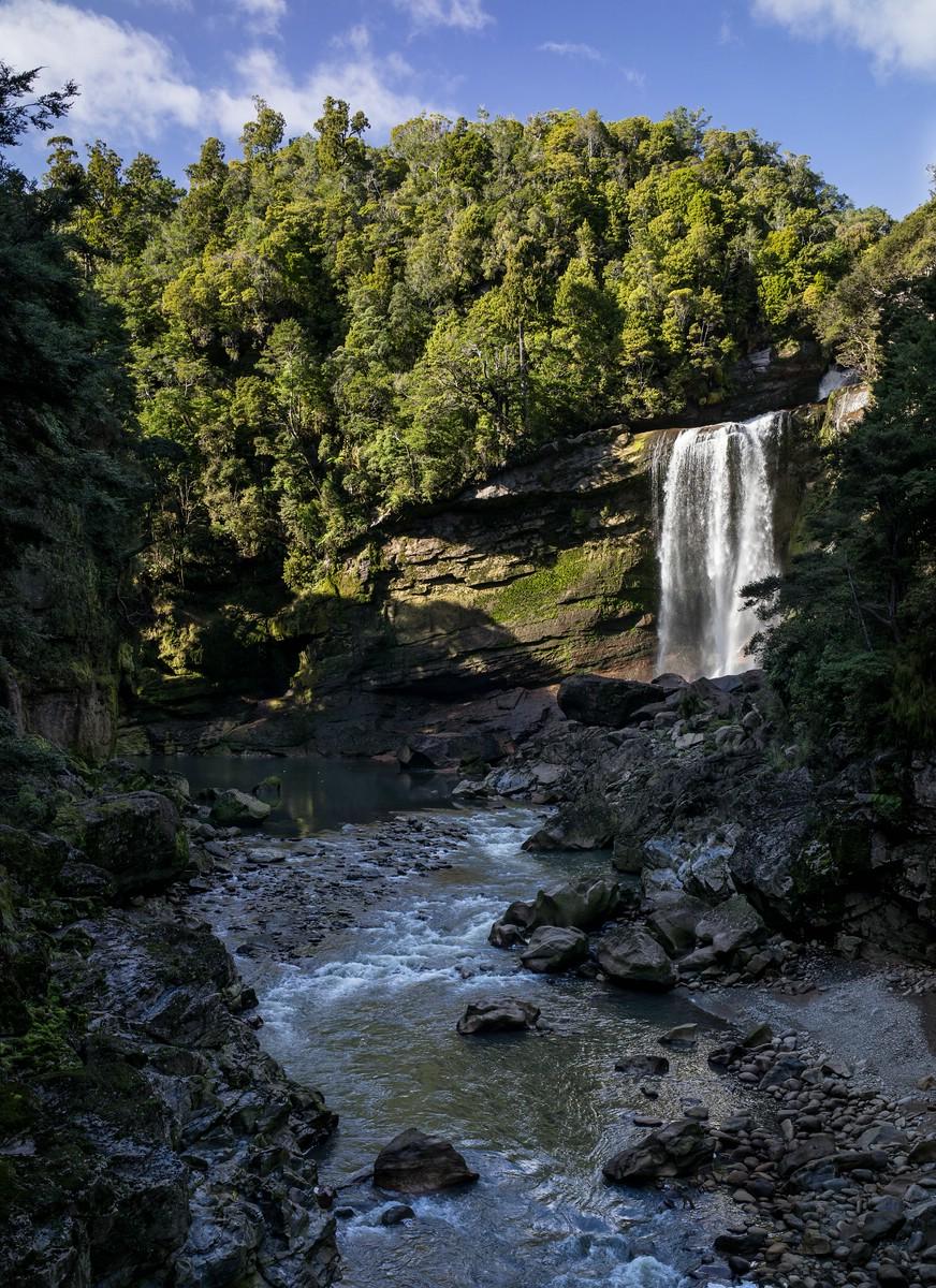 Mangatini Falls