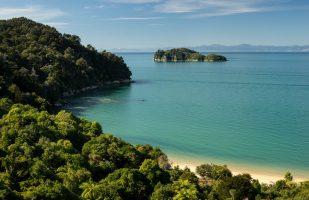 Abel Tasman - Coquille Bay