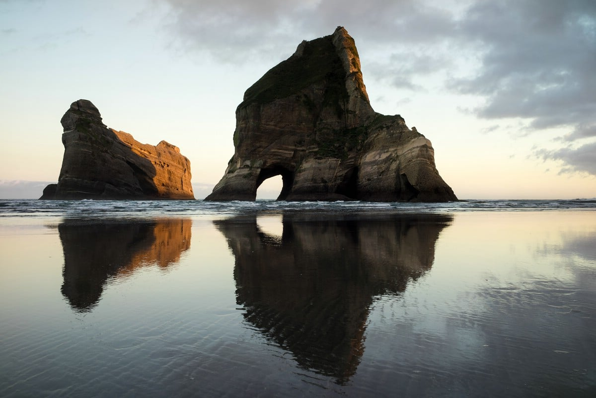Wharariki Beach (West Coast) I