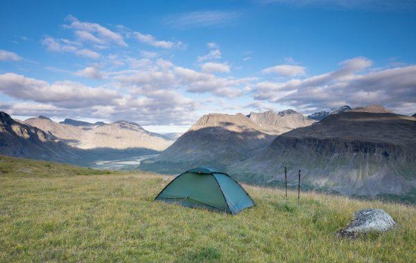 Scenic Campsite