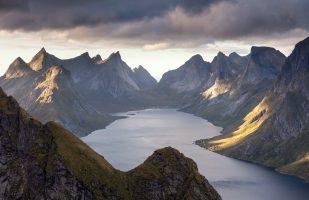 Kjerkfjord