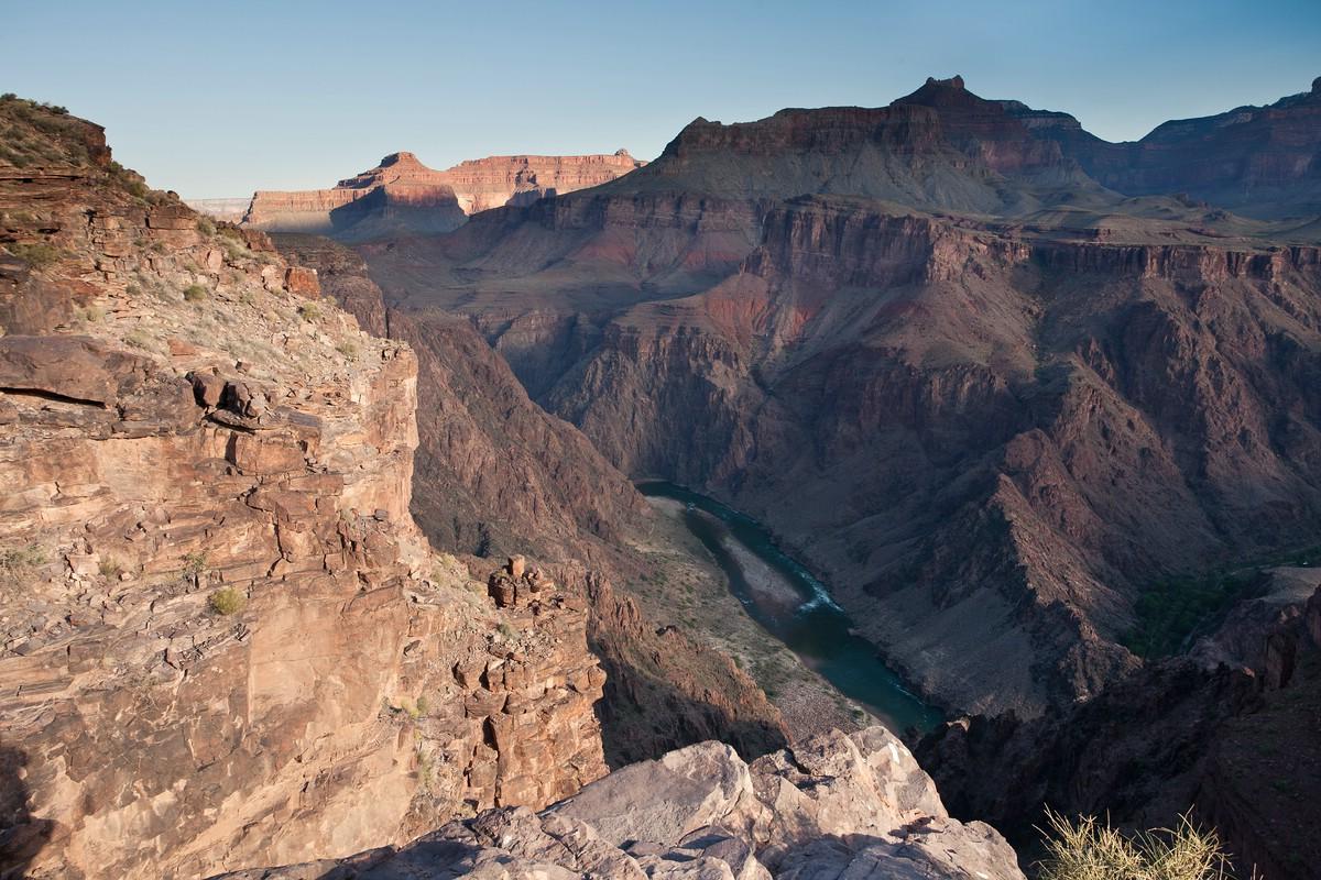 The Inner Gorge